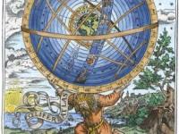 Небесная сфера-уильям каннигамб 1559