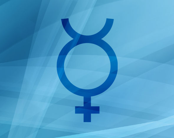 Символ Меркурий