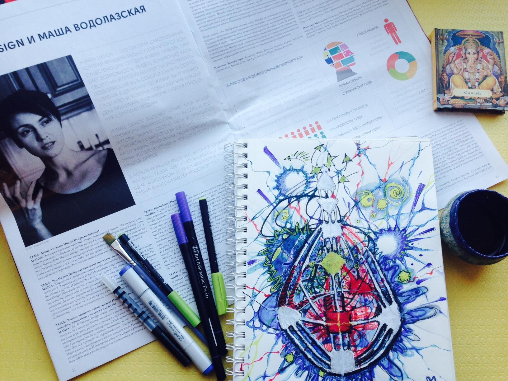 Интервью о Дизайне Человека